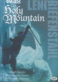Holy Mountain - (Region 1 Import DVD)