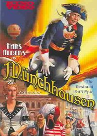 Munchhausen - (Region 1 Import DVD)