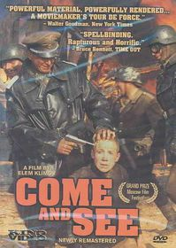 Come and See - (Region 1 Import DVD)