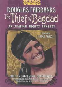 Thief of Bagdad - (Region 1 Import DVD)