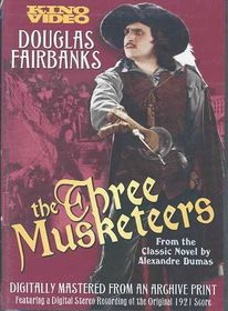 Three Musketeers - (Region 1 Import DVD)
