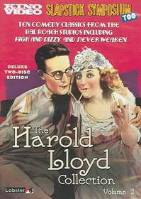 Harold Lloyd Collection II - (Region 1 Import DVD)
