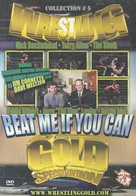 Wrestling Gold Collection 5:Beat Me - (Region 1 Import DVD)
