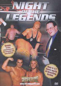 Night of the Legends - (Region 1 Import DVD)
