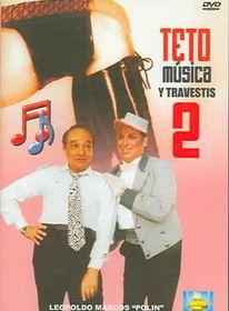 Teto Musica Y Trasvestis 2 - (Region 1 Import DVD)