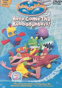 Rubbadubbers: Here Come the Rubbadubbers - (Region 1 Import DVD)