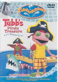 Rubbadubbers:Tubb's Pirate Treasure - (Region 1 Import DVD)