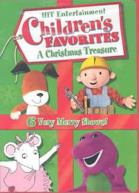 Children's Favorite: A Christmas Treasure - (Region 1 Import DVD)