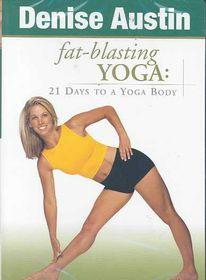 Fat Blasting Yoga:21 Days to a Yoga - (Region 1 Import DVD)