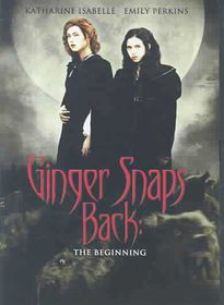 Ginger Snaps Back:Beginning - (Region 1 Import DVD)