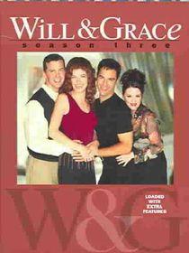 Will & Grace:Season Three - (Region 1 Import DVD)