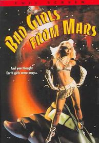 Bad Girls from Mars - (Region 1 Import DVD)