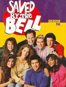 Saved by the Bell:Season Five - (Region 1 Import DVD)
