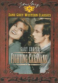 Fighting Caravans - (Region 1 Import DVD)