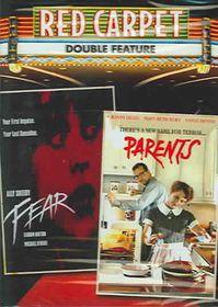 Parents/Fear - (Region 1 Import DVD)