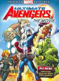 Ultimate Avengers the Movie - (Region 1 Import DVD)