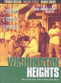 Washington Heights - (Region 1 Import DVD)