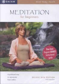 Meditation for Beginners - (Region 1 Import DVD)