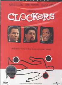 Clockers - (Region 1 Import DVD)