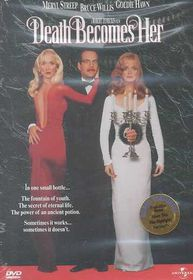 Death Becomes Her - (Region 1 Import DVD)