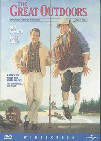 Great Outdoors - (Region 1 Import DVD)