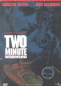 Two Minute Warning - (Region 1 Import DVD)