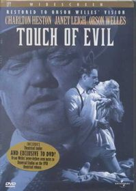 Touch of Evil - (Region 1 Import DVD)