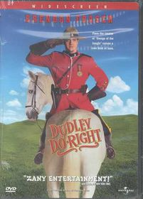 Dudley Do-Right - (Region 1 Import DVD)