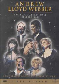 Andrew Lloyd Webber's Celebration - (Region 1 Import DVD)