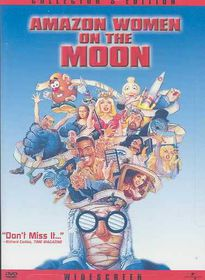Amazon Women on the Moon - Collectors - (Region 1 Import DVD)