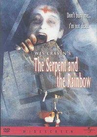 Serpent & the Rainbow - (Region 1 Import DVD)