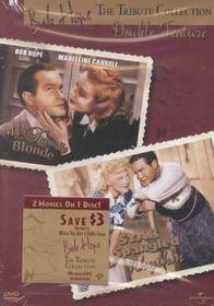 My Favorite Blonde/The Star Spangled Rhythm - (Region 1 Import DVD)