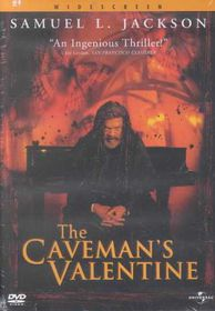 Caveman's Valentine - (Region 1 Import DVD)
