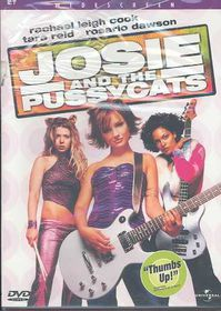 Josie and the Pussycats - (Region 1 Import DVD)