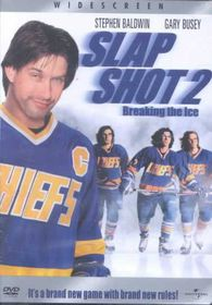 Slap Shot 2:Breaking the Ice - (Region 1 Import DVD)