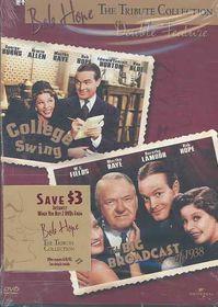 Big Broadcast of 1938/College Swing - (Region 1 Import DVD)