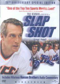 Slap Shot 25th Anniverary Edition - (Region 1 Import DVD)