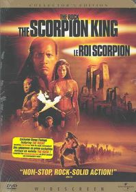 Scorpion King - (Region 1 Import DVD)