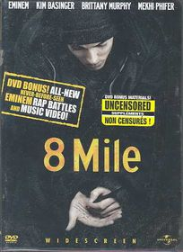 8 Mile - (Region 1 Import DVD)