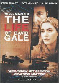 Life of David Gale - (Region 1 Import DVD)