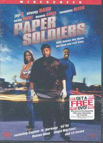 Paper Soldiers - (Region 1 Import DVD)