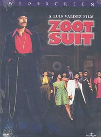 Zoot Suit - (Region 1 Import DVD)