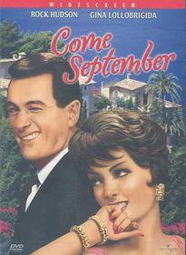 Come September - (Region 1 Import DVD)