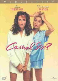 Casual Sex - (Region 1 Import DVD)