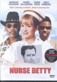 Nurse Betty - (Region 1 Import DVD)
