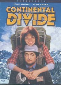 Continental Divide - (Region 1 Import DVD)