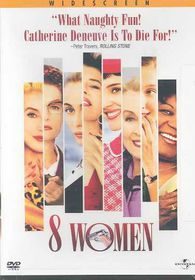 8 Women - (Region 1 Import DVD)