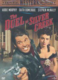Duel at Silver Creek - (Region 1 Import DVD)