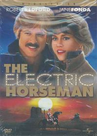 Electric Horseman - (Region 1 Import DVD)