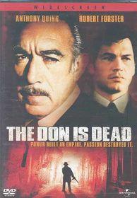 Don is Dead,the - (Region 1 Import DVD)